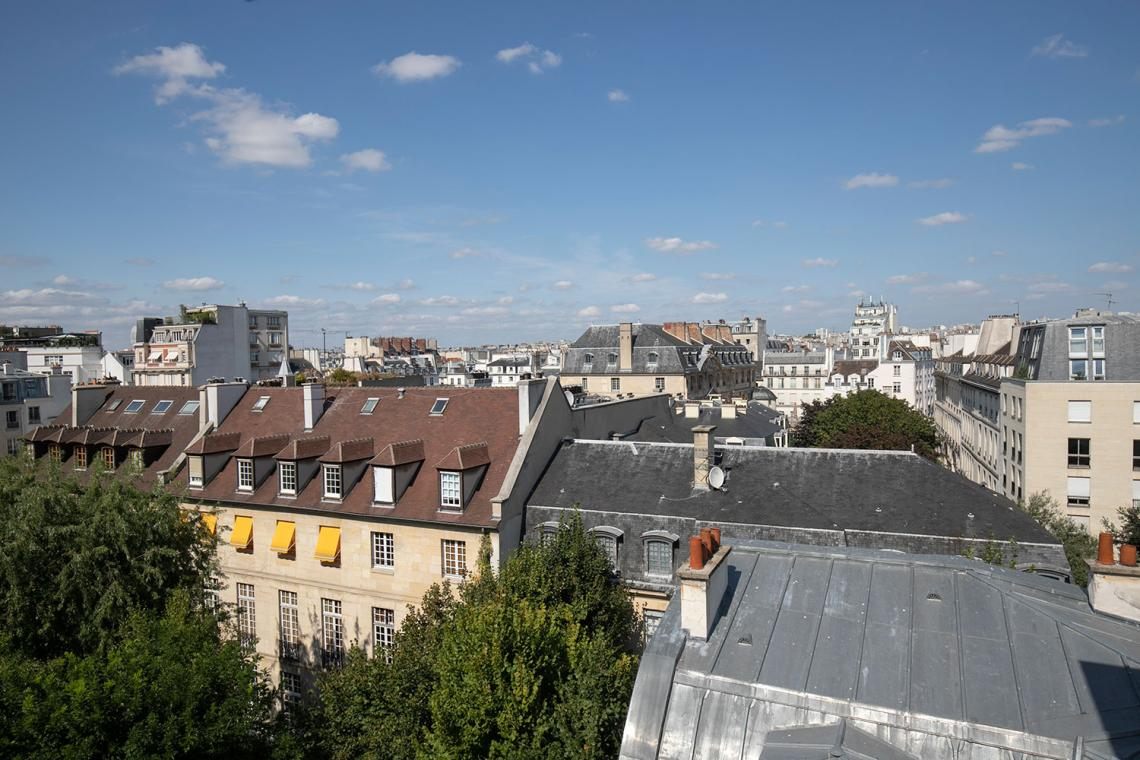 Apartment Paris Rue Elzevir 15