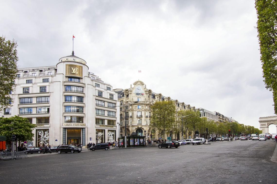 Apartment Paris Rue Lauriston 22