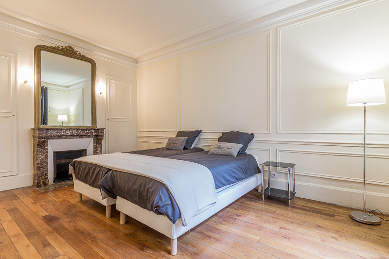 Apartment Paris Rue Lauriston 15