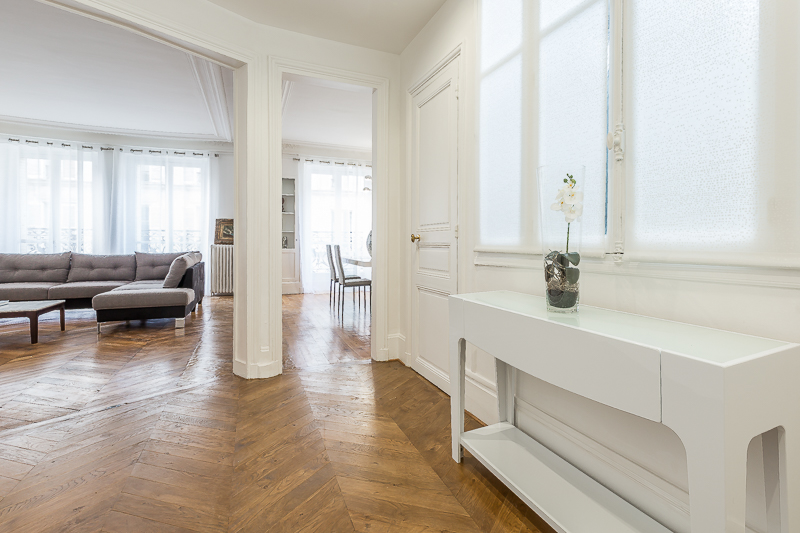 Apartment Paris Rue Lauriston 9