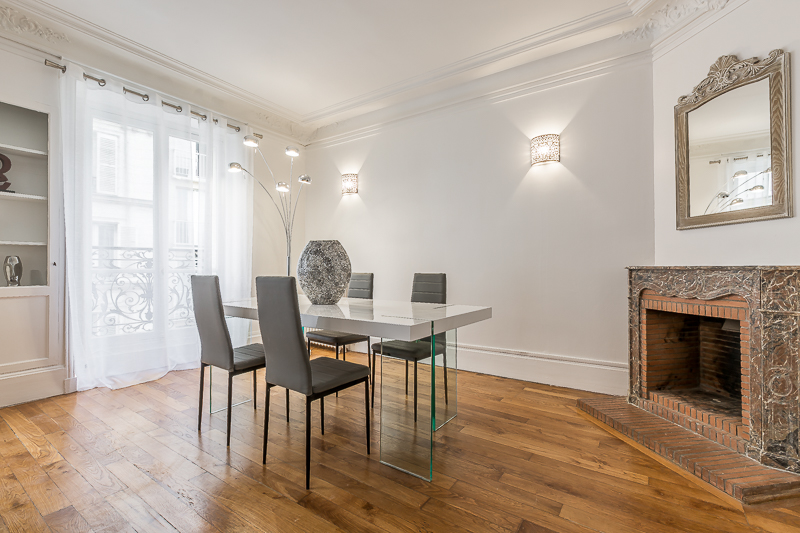 Apartment Paris Rue Lauriston 5