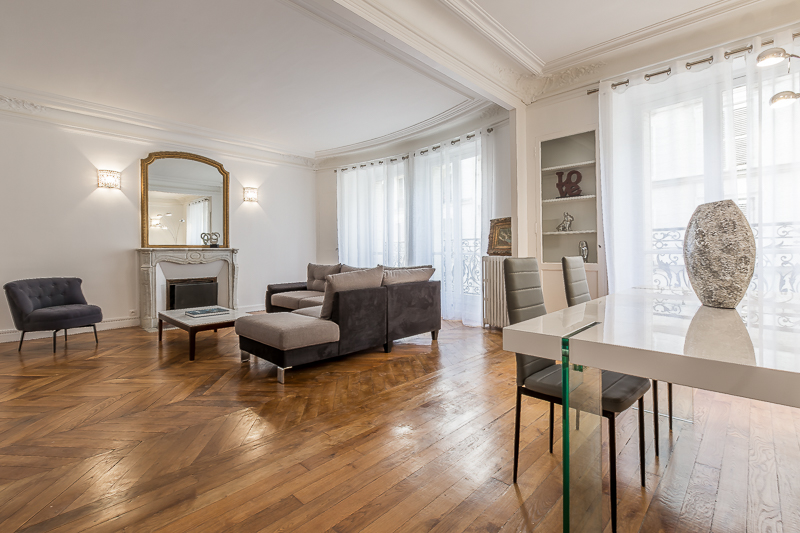 Apartment Paris Rue Lauriston 2