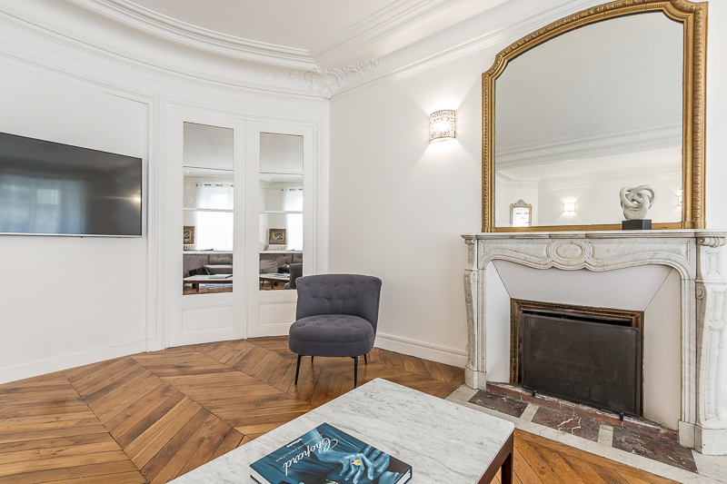 Apartment Paris Rue Lauriston 6