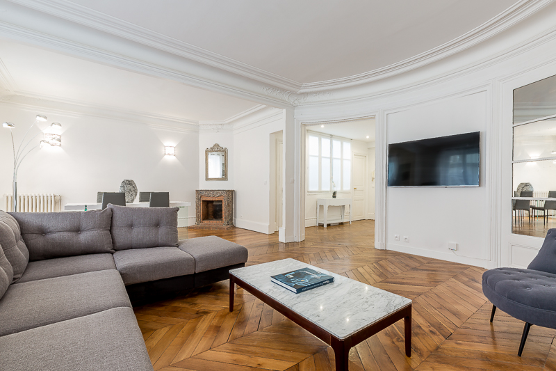 Apartment Paris Rue Lauriston 4