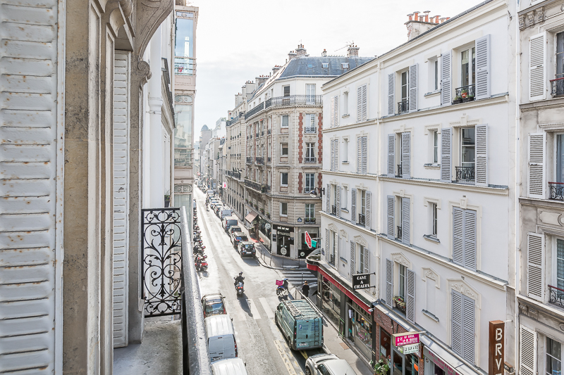 Apartment Paris Rue Lauriston 21