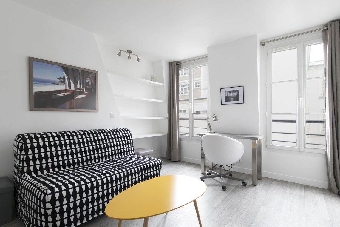 Furnished apartment for rent Paris Rue Saint Dominique
