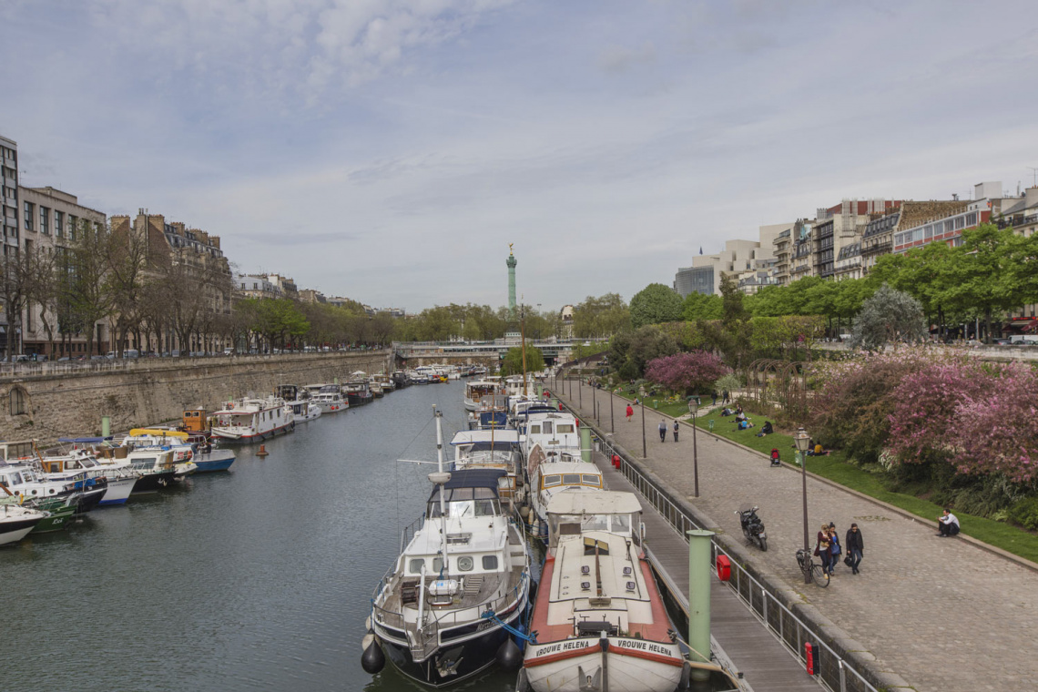 Apartment Paris Boulevard Henri IV  18