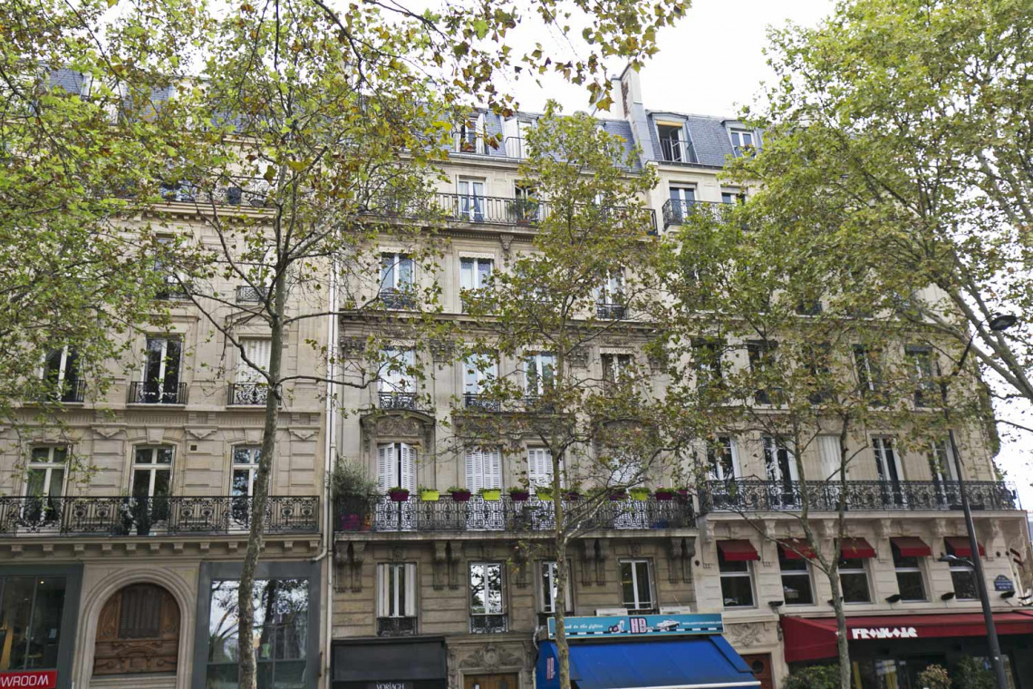 Apartment Paris Boulevard Henri IV  15