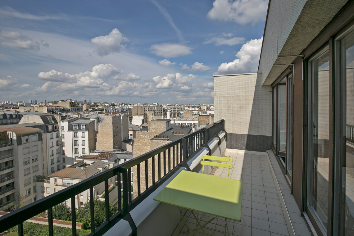 Apartment Paris 16 Boulevard Murat 14
