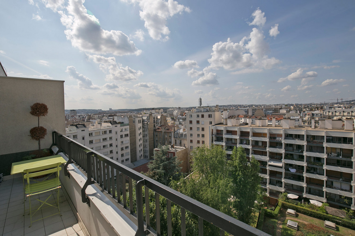 Apartment Paris 16 Boulevard Murat 15