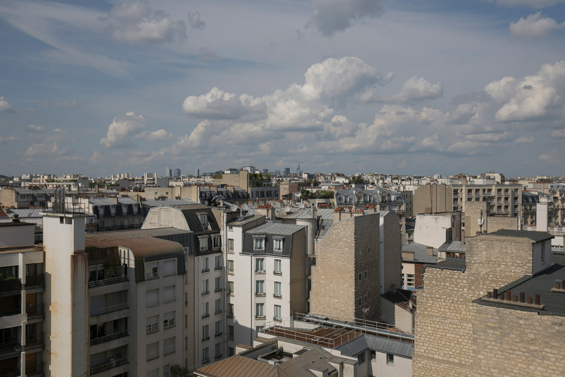 Apartment Paris 16 Boulevard Murat 16