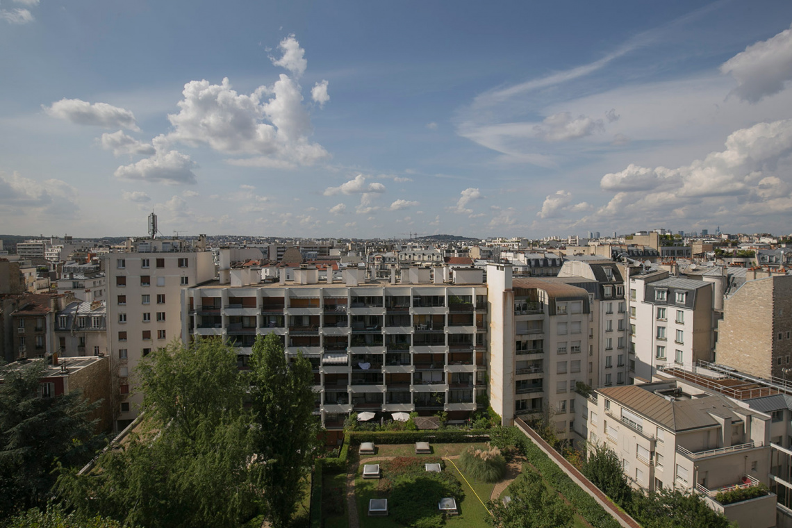 Apartment Paris 16 Boulevard Murat 17