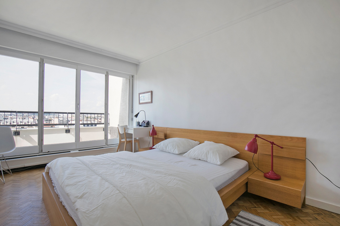 Apartment Paris 16 Boulevard Murat 8