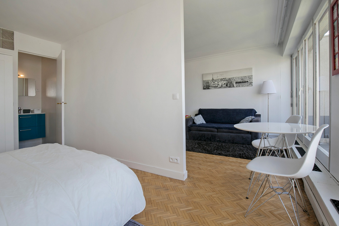 Apartment Paris 16 Boulevard Murat 11