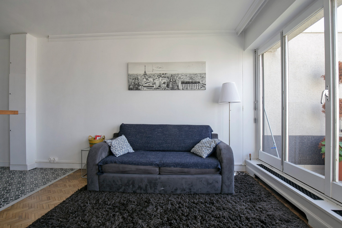 Apartment Paris 16 Boulevard Murat 2