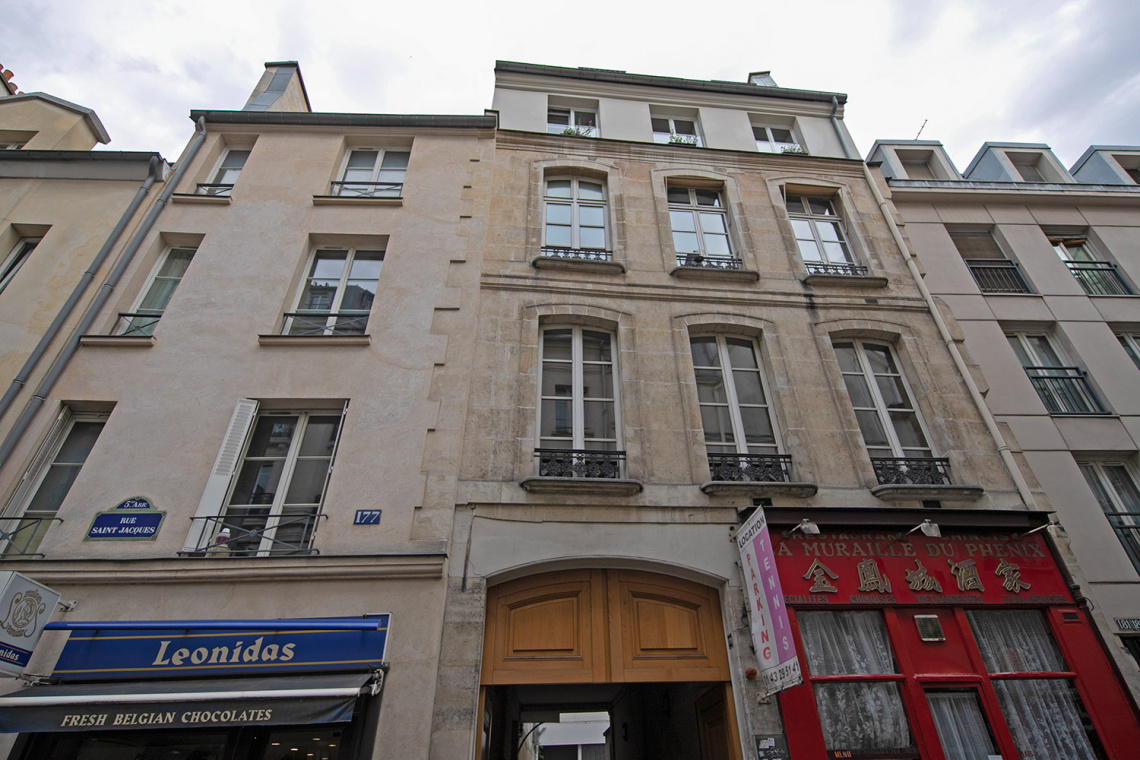 Appartamento Paris Rue Saint Jacques 22