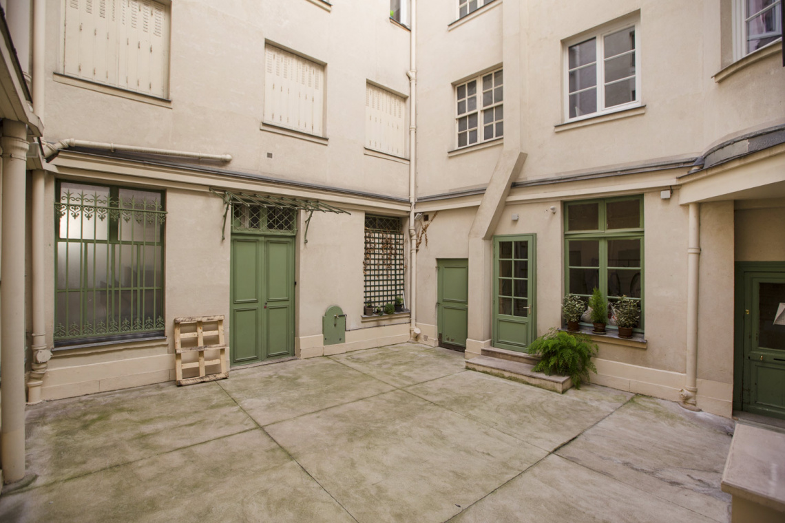 Apartment Paris Rue de Babylone 16
