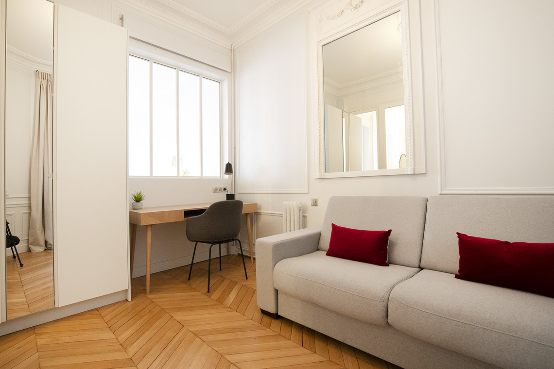 Apartment Paris Avenue de la bourdonnais 24