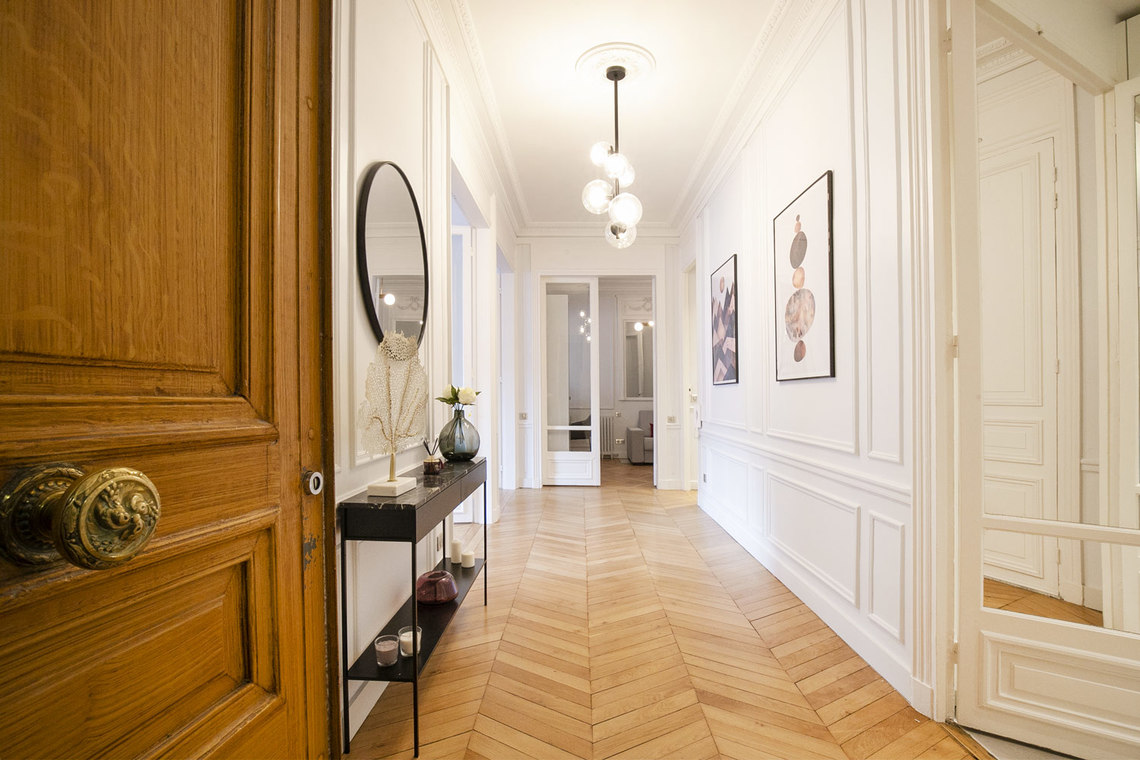 Apartment Paris Avenue de la bourdonnais 25