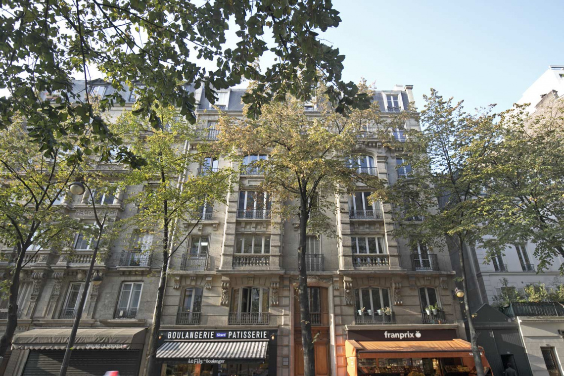 Apartment Paris Avenue de Suffren 16