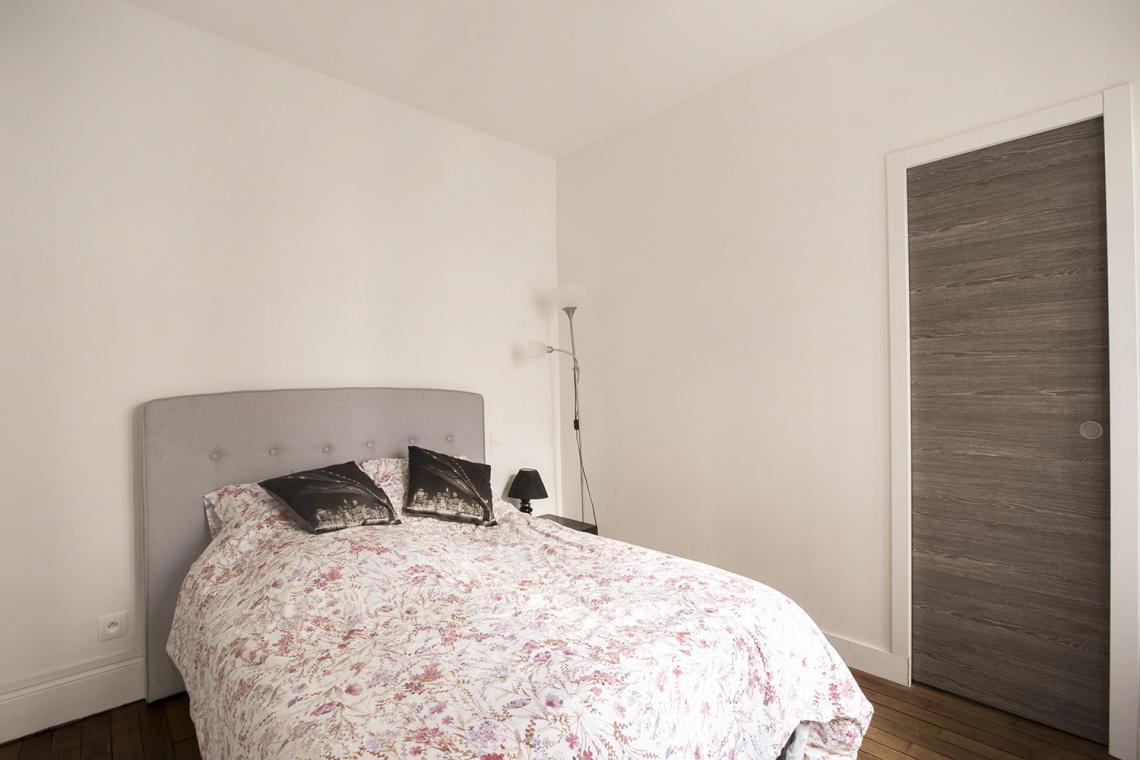Apartment Paris Rue Dulong 6