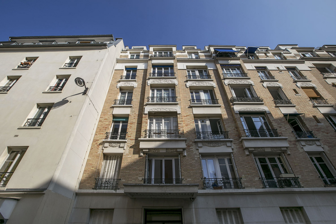 Apartment Paris Rue Dulong 9