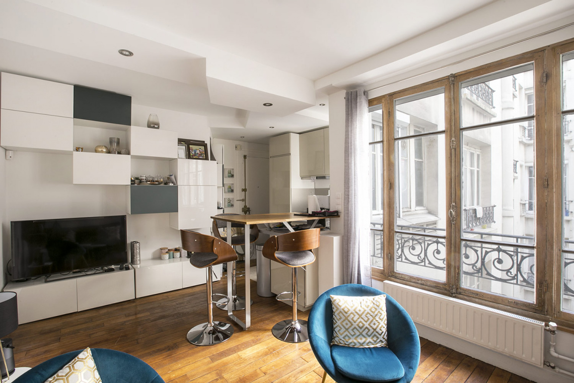 Apartment Paris Rue Dulong 4