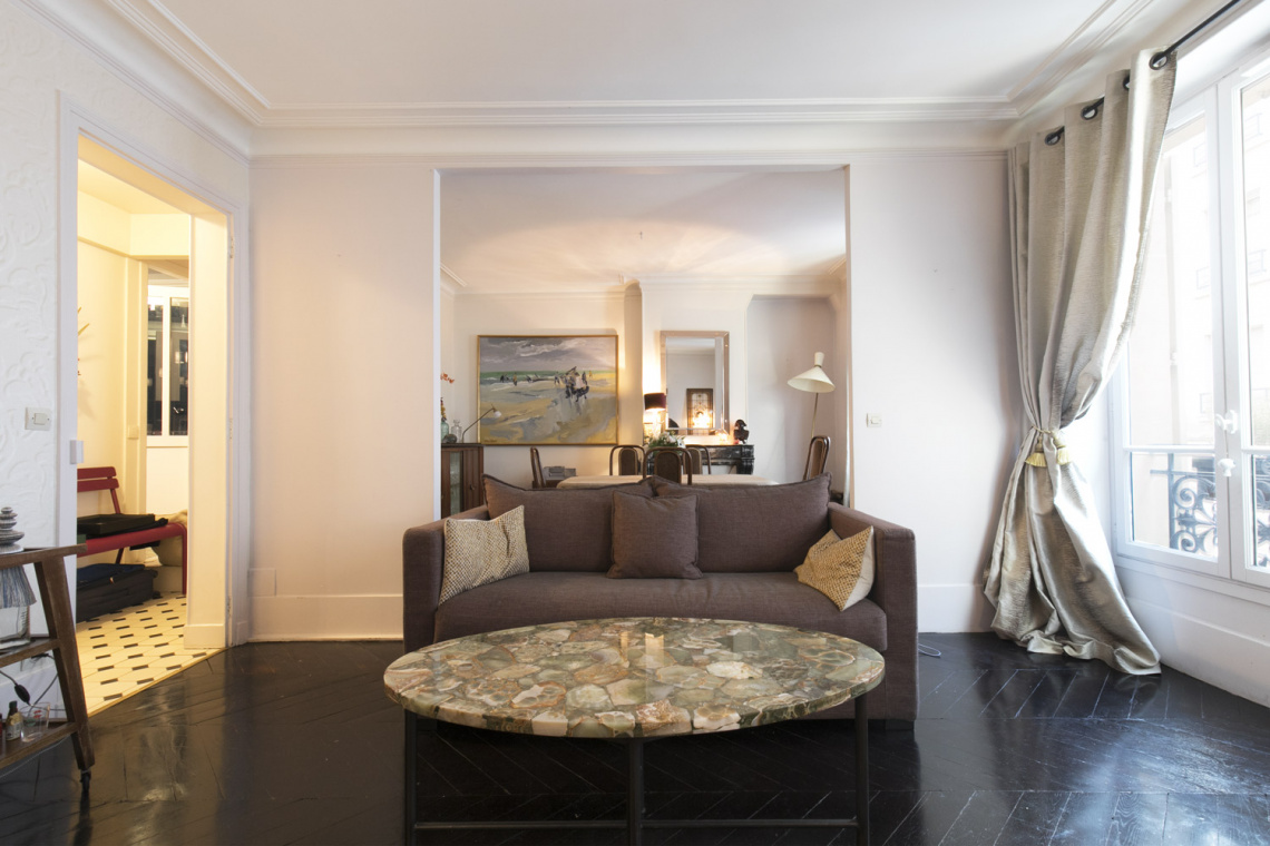 Paris Rue Houdon Apartment for rent