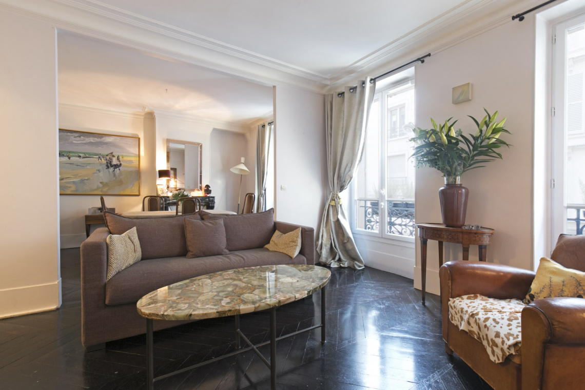 Apartment Paris Rue Houdon 3
