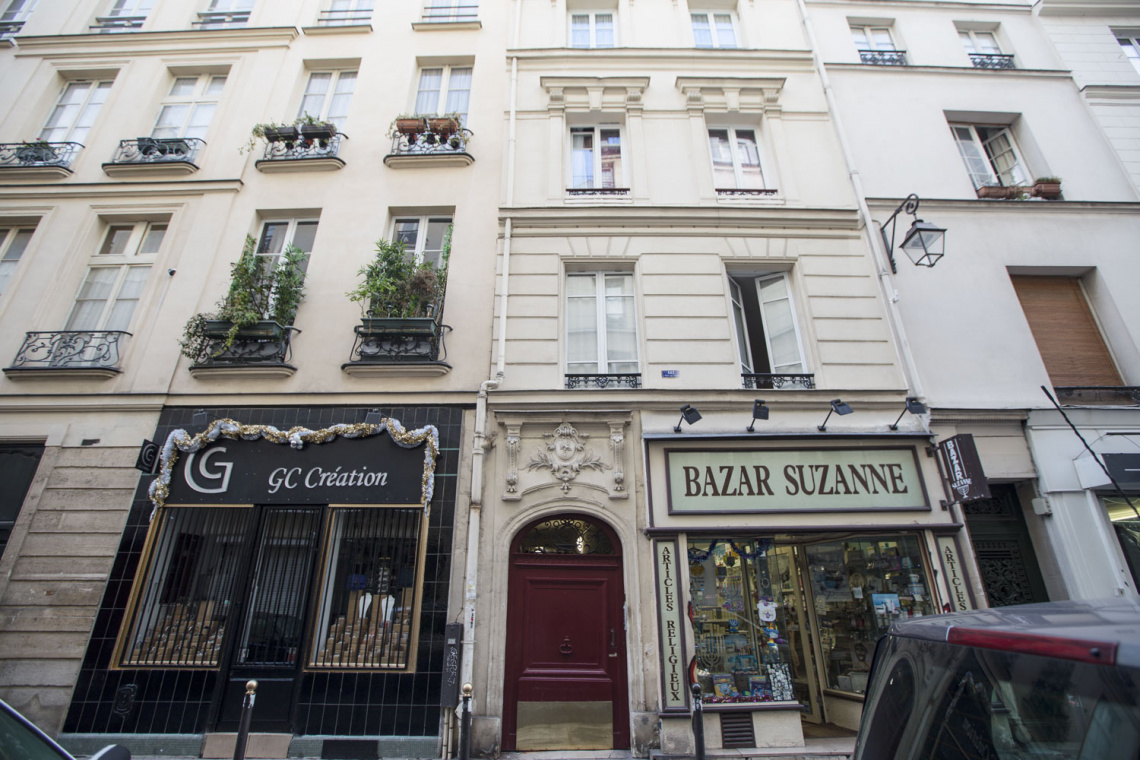 Apartment Paris Rue Ferdinand Duval 13
