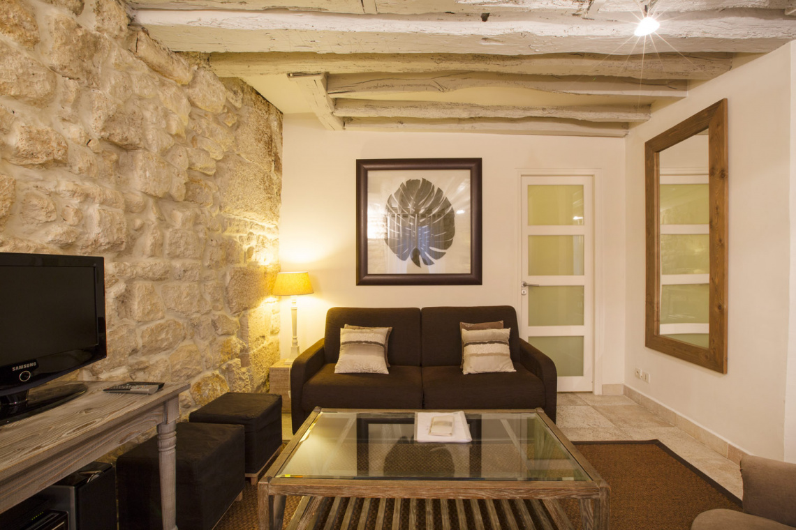 Apartment Paris Rue Ferdinand Duval 2
