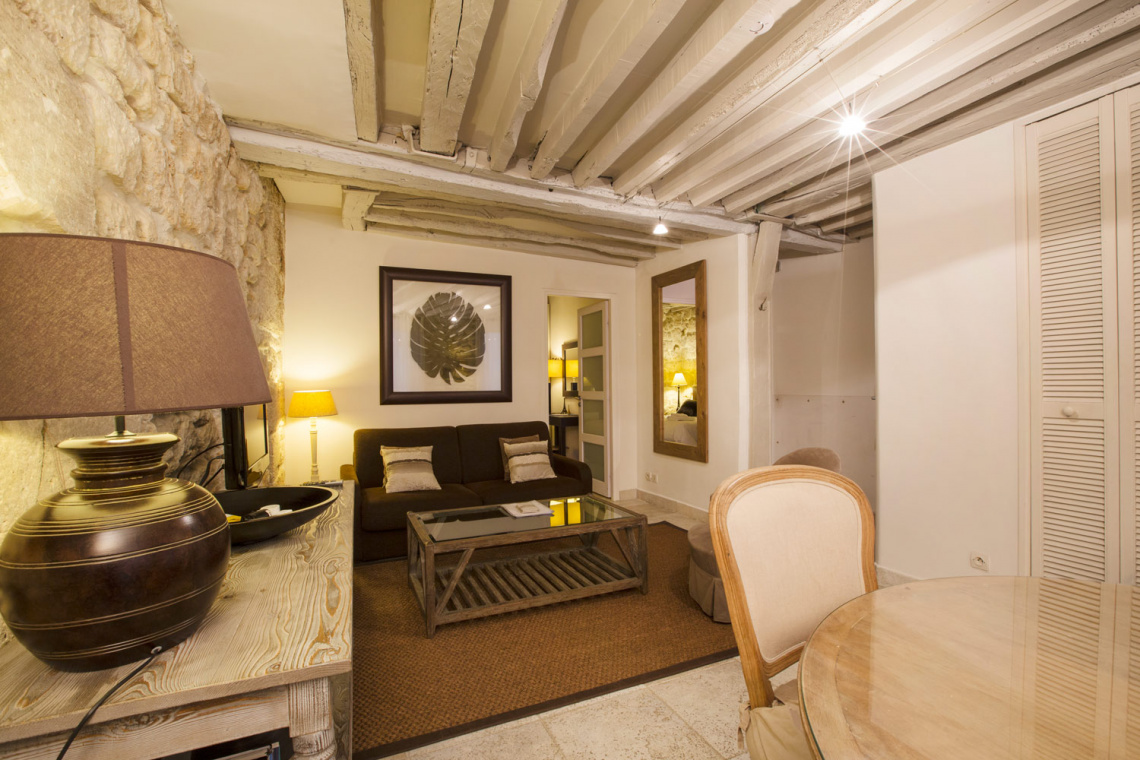 Paris Rue Ferdinand Duval Apartment for rent