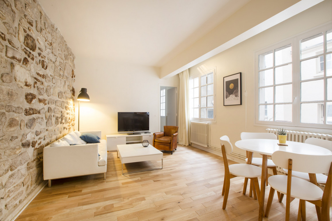 Furnished apartment for rent Paris Rue Saint Louis en L'île