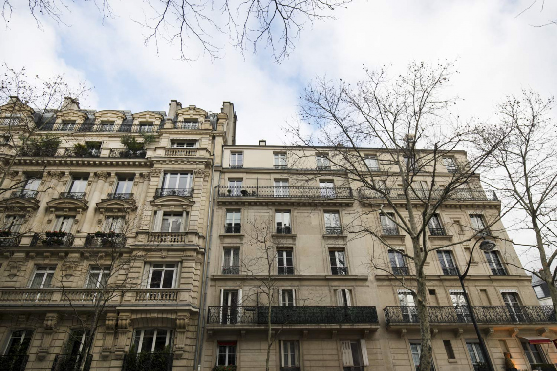Apartment Paris Avenue de la Bourdonnais 14