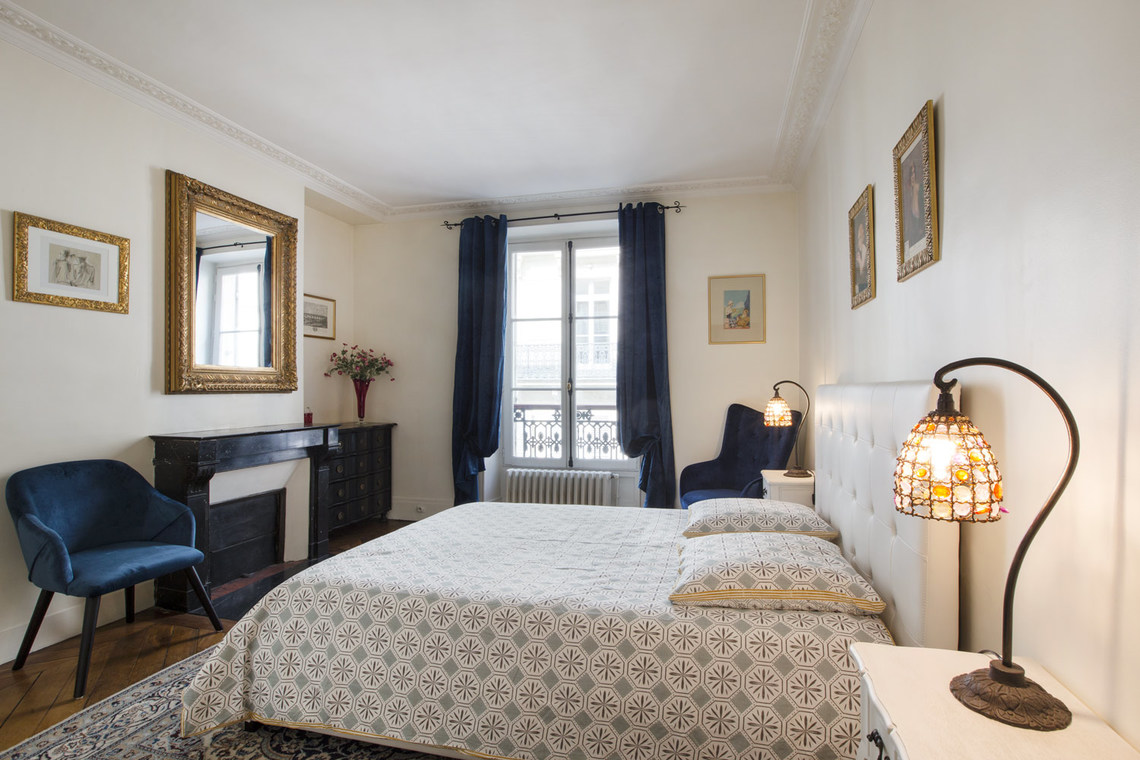 Appartement Paris Rue Jean Mermoz 7