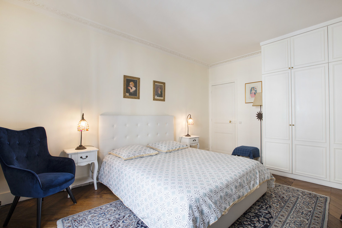 Appartement Paris Rue Jean Mermoz 8