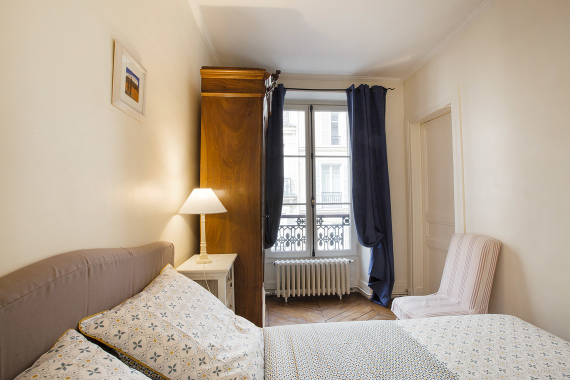 Appartement Paris Rue Jean Mermoz 15