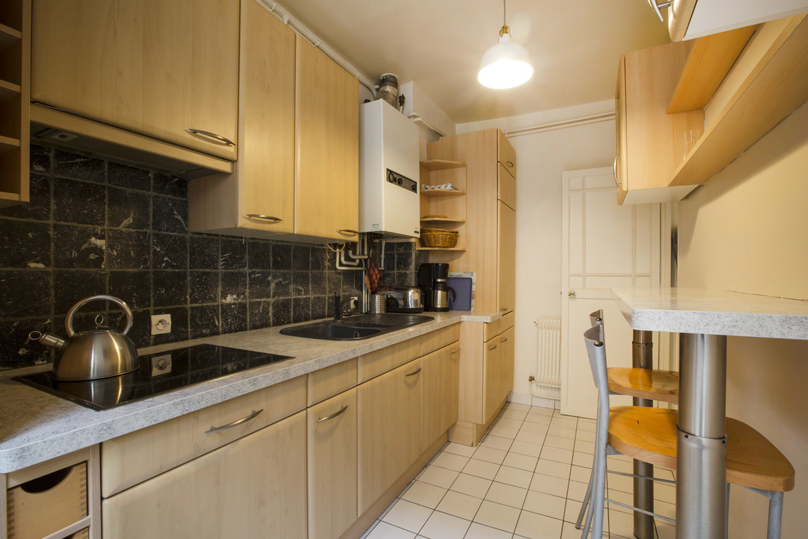 Appartement Paris Rue Jean Mermoz 17