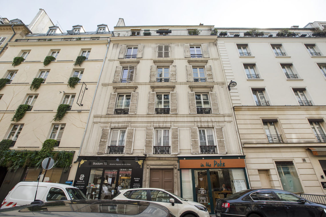 Appartement Paris Rue Jean Mermoz 18