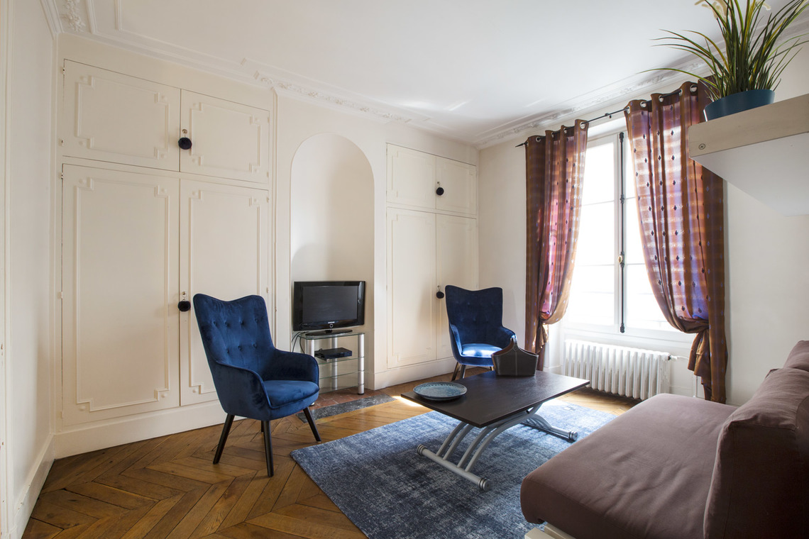 Appartement Paris Rue Jean Mermoz 3