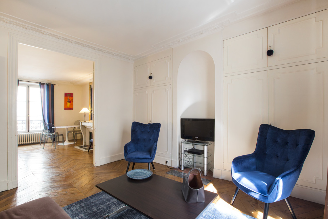 Appartement Paris Rue Jean Mermoz 4