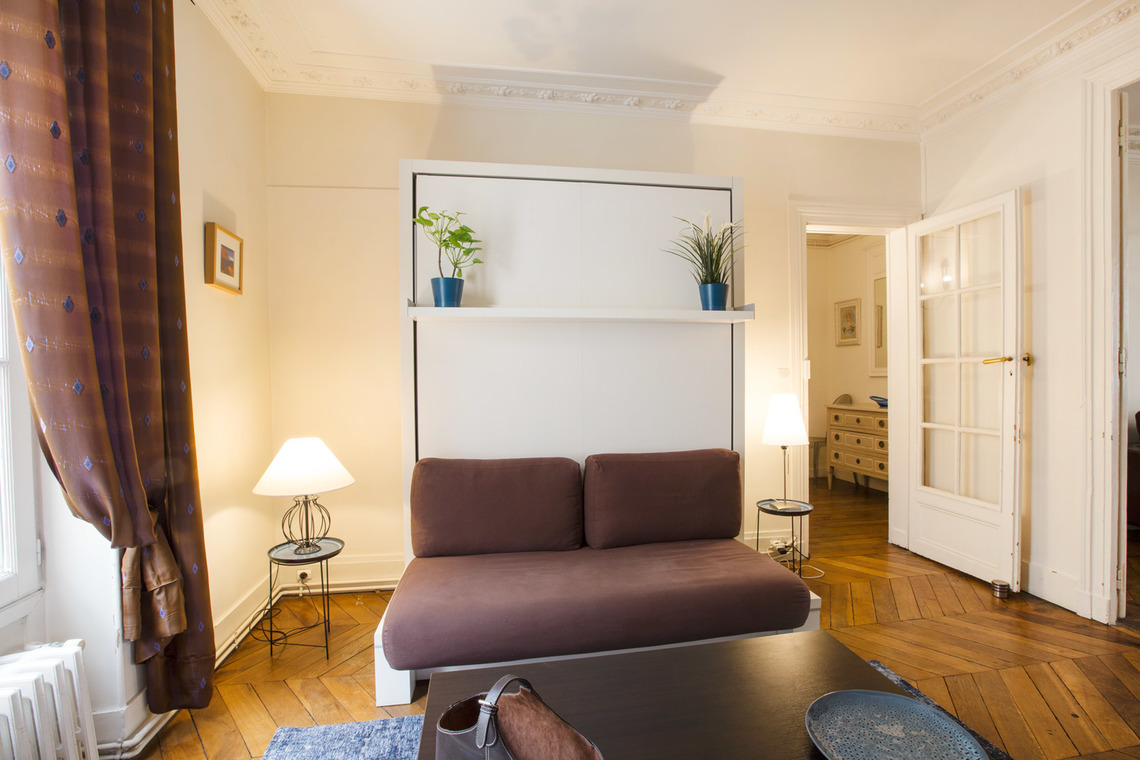 Appartement Paris Rue Jean Mermoz 5