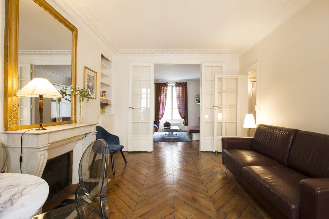 Appartement Paris Rue Jean Mermoz 2