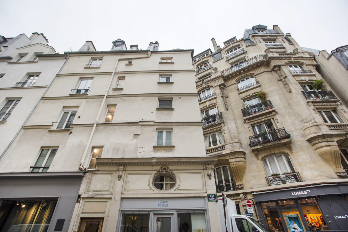 Apartment Paris Rue de Seine 16