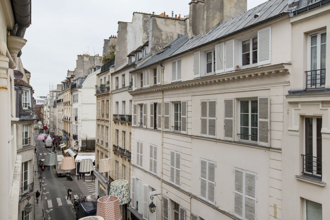 Apartment Paris Rue de Seine 15