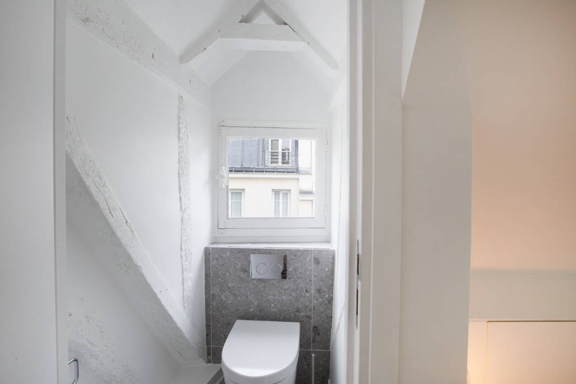 Apartment Paris Rue de Seine 14