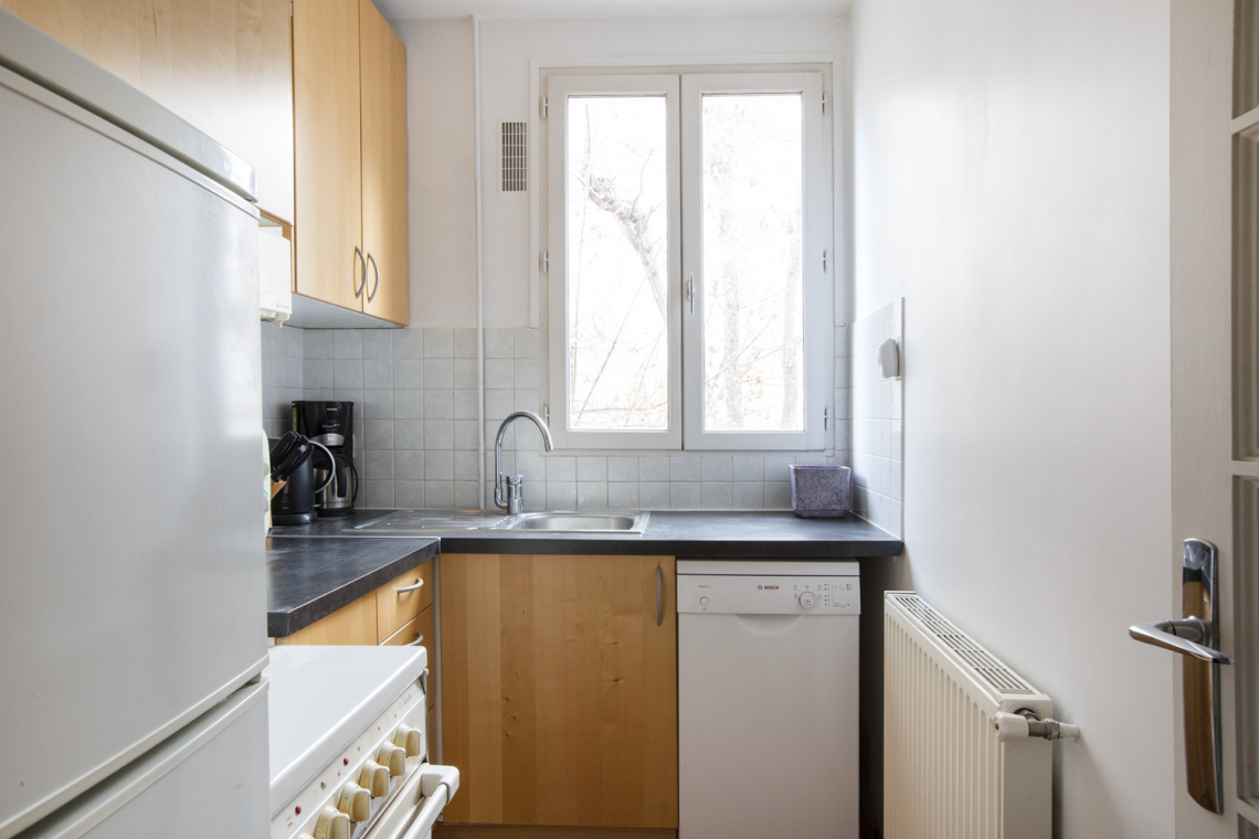Apartment Paris Rue le Sueur 11