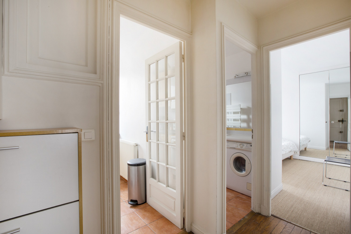 Apartment Paris Rue le Sueur 5