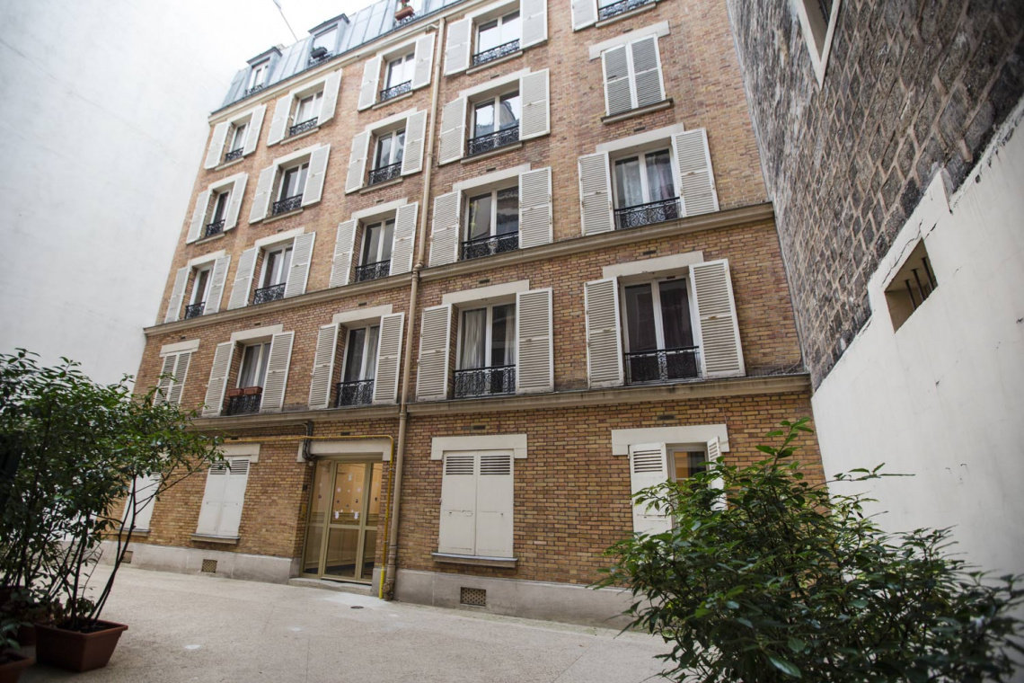 Apartment Paris Rue le Sueur 13