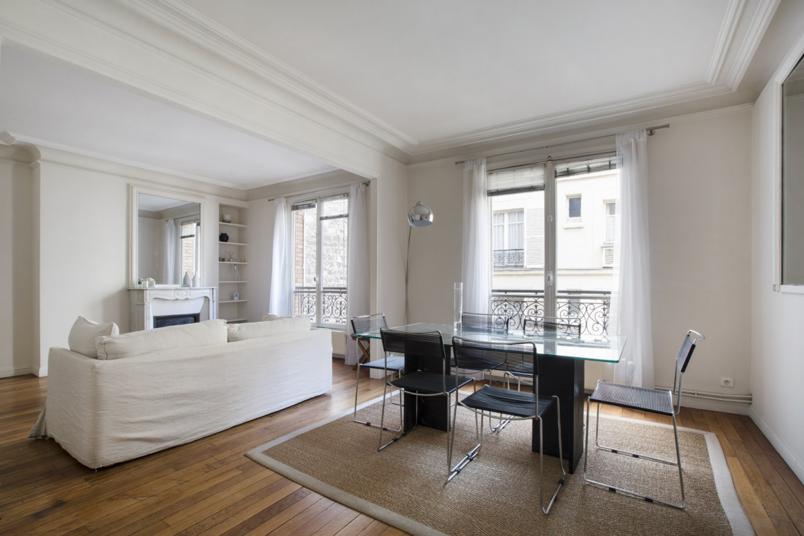 Apartment Paris Rue le Sueur 4